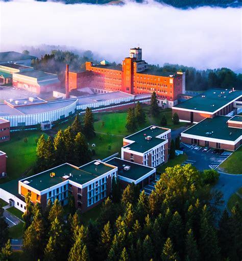 Campus d'Edmundston | UMCE CAMPUS