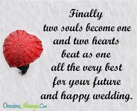 wedding wishes for a friend occasions messages