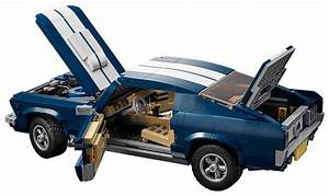 LEGO Ford Mustang is a 60s icon with mod potential - SlashGear