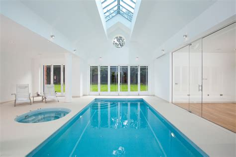houses with swimming pools inside collection indoor swimming pool design construction falcon pools