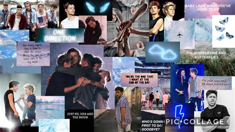 one direction aesthetic computer wallpapers