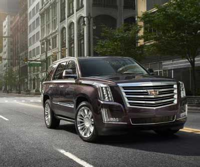 2019 Cadillac Escalade Release Date, Specs, Price