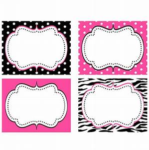 zebra printables With free zebra label templates