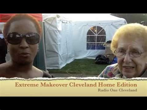 extreme makeover home edition cleveland  youtube