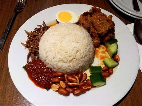 hawker cuisine nasi lemak
