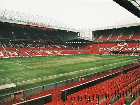 estadio  manchester united fc