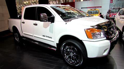 2014 Nissan Titan V8 Sl 4x4