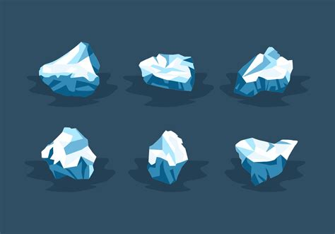 ice age vector   vectors clipart