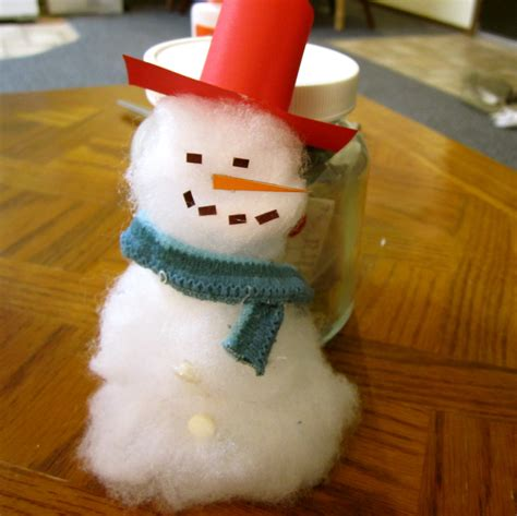 Reduce, Reuse, Re-invent: Winter Eco-Craft