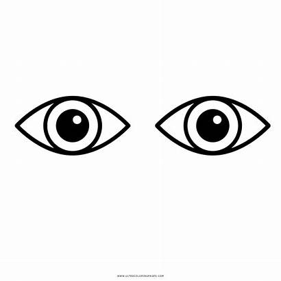 Ojos Colorear Occhi Colorare Coloring Disegni Eyes