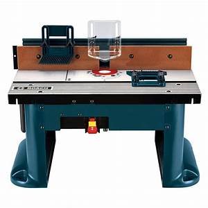 Save 62% on a Bosch Router Table at $135 today