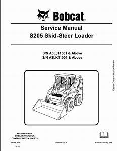 763 Bobcat Schematic Diagrams