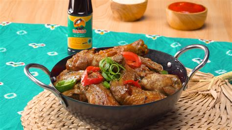Ini adalah sayap ayam yang terkenal di nagoya, jepang. Resep Tumis Ayam Pedas Manis - Tip Top Supermarket