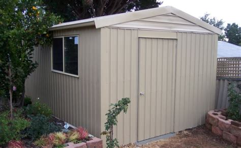 Colorbond Garden Sheds by Colorbond Sheds