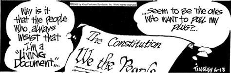 living constitution pondering principles