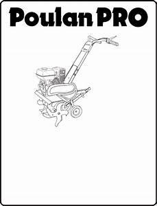 Poulan Tiller Hdf900 User Guide