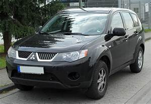 2006 Mitsubishi Outlander Ii  U2013 Pictures  Information And