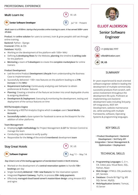 Make Free Resume Now by Unique Resume Template 2019 List Of 10 Unique Resume