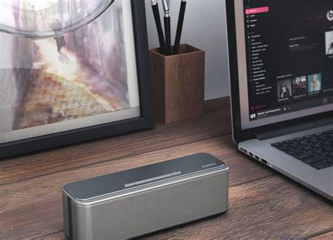 aukey table l review aukey bluetooth speaker with enhanced bass review review