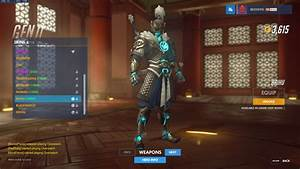 Overwatch Year Of The Dog Legendary Skins Metabomb