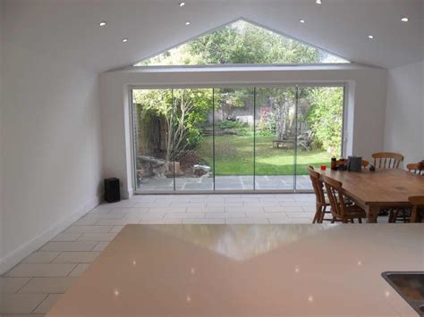 Frameless Glass Curtains  North West Bifolds