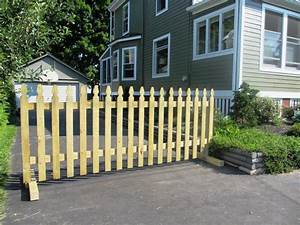 Free Standing Wood Fence Panels Style — Radionigerialagos com