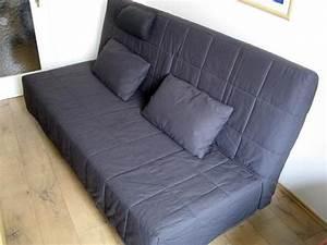Ikea Bezug Sofa : ikea schlafsofa beddinge mit dunkelgrauem bezug in m nchen ~ Michelbontemps.com Haus und Dekorationen