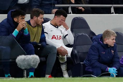 Jose Mourinho hits back at question about Dele Alli being ...