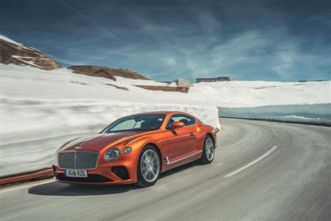 2018 Bentley Continental Gt Review Drivecomau