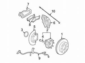 Chevrolet Silverado 2500 Hd Wheel Bearing And Hub Assembly