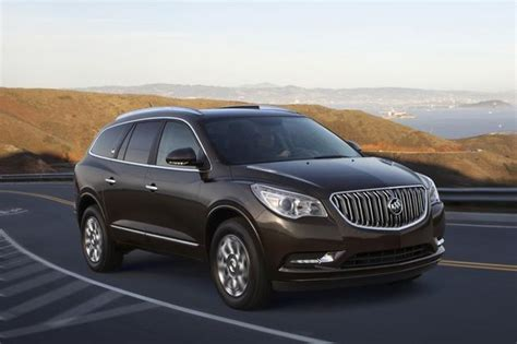 buick enclave  car review autotrader