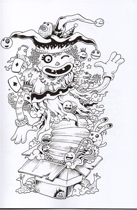 doodle coloring book doodle coloring doodle coloring