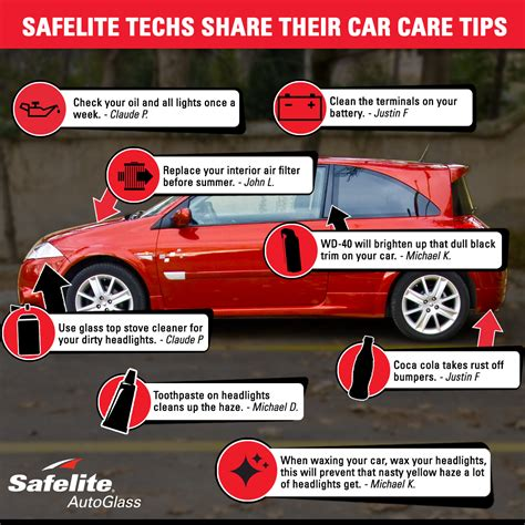 Cars That Need The Least Maintenance by Car Maintenance Tips From Our Techs Safelite