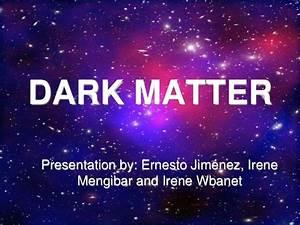 Dark Matter Group AC 8