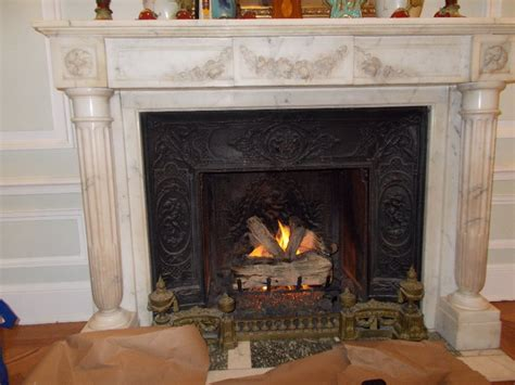 Yeager Gas Fireplace Service  Gas Fireplace  Gas Log