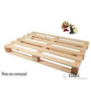 Acheter Palette Bois : pour lot palette bois 1200 x 800 pour stockage emballage ~ Melissatoandfro.com Idées de Décoration