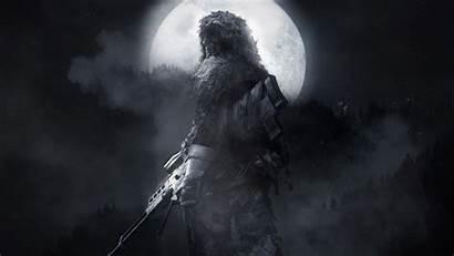 Ghost Ghosts Sniper Warrior Ii Wallpapersafari