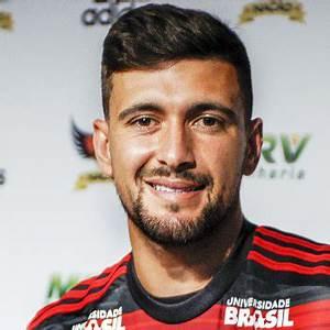GIORGIAN DE ARRASCAETA - Flamengo - Futcards