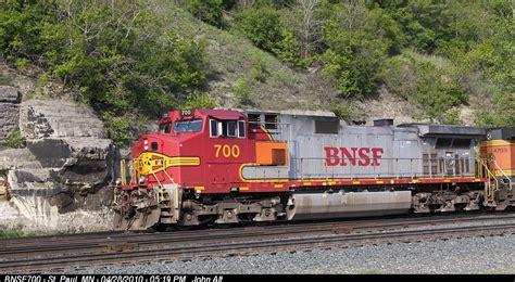 santa fe railroad c44 9w