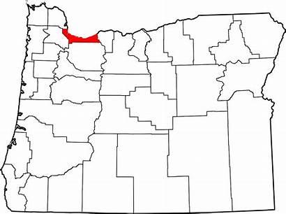 Meth Faces County Multnomah Oregon Map Wikipedia