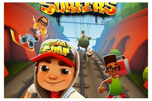 download surf way surfers game