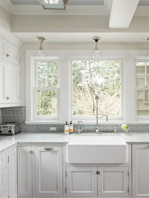 window kitchen sink window kitchen sink houzz 1540