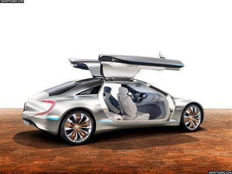 Mercedes Benz F125 Gullwing Concept