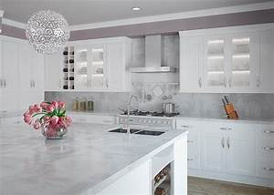 White shaker cabinets – the hottest trend in kitchen design