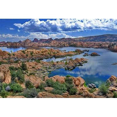Granite Dells at Watson Lake in Prescott AZFlickr
