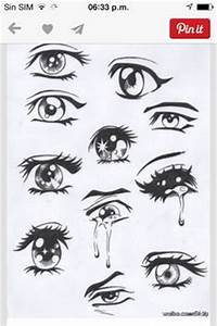 Scared Anime Eyes – HD Wallpaper Gallery