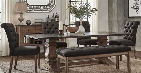 choose elegant dining room furniture overstockcom