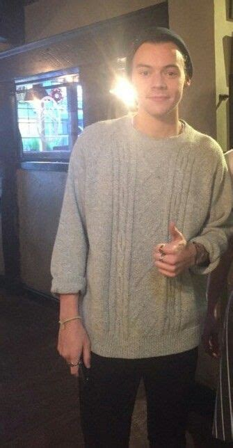 harry styles sweater harry styles beanie and sweaters on