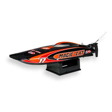 Micro Magic Rc Boat by Joysway 8108 Magic Cat V3 2 4ghz Micro Rc Speed Boat At