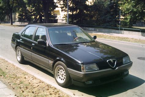 Alfa Romeo 164 by Alfa Romeo 164 Technical Details History Photos On
